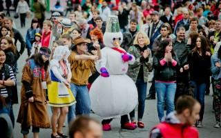 Программа празднования 315-годовщины Санкт-Петербурга