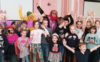 Ночь музеев 2018 в ЦГДБ им. А. С. Пушкина
