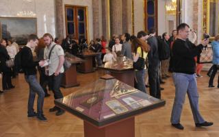 Ночь музеев-2018 в Михайловском замке