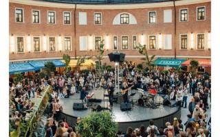Летняя программа событий в Новой Голландии 2018