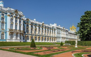 Catherine Palace in Tsarskoe Selo. Фото: Florstein (WikiPhotoSpace)