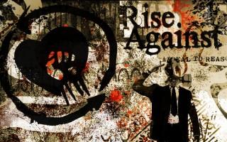 """Концерт """"Rise Against"""" в  A2 Green Concert"""