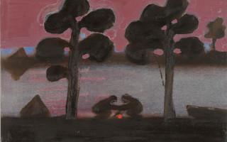 """Выставка """"Погост Голенково"""". Картины матушки Наталии. Живопись"""