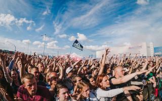 """Крупнейший некоммерческий музыкальный фестиваль """"Живой!"""""""