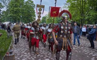 """Молодёжный фестиваль """"Дух времени"""" в Муринском парке"""
