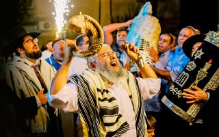 Мелодии еврейских праздников: от Рош Ашана до Симхат Тора. Концерт и рассказ
