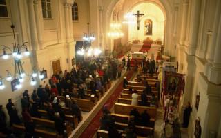 Три концерта в Соборе Успения Пресвятой Девы Марии