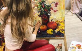"""Персональная выставка живописи Татьяны Инюшиной """"Mi mundo pintoresco"""""""