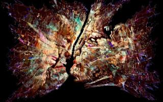 """Выставка компьютерной графики художника Алесь Лялюш """"Faces"""""""