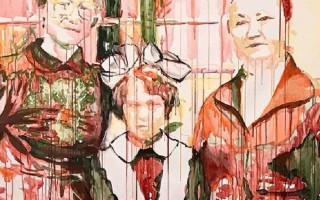 """Персональная выставка датской художницы Бэт Мор """"Ты помнишь?.."""""""
