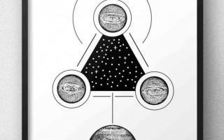 """Выставка графики Руслана Борисенко/Maybe_Rus """"Путь к цели"""""""