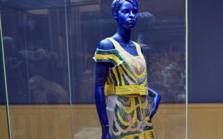 Фарфоровая мода от Татьяны Чапургиной. Фото: Завтра в Питере