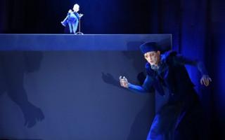 """Премьера спектакля: """"Гамлет. Ширма"""" — в Большом театре кукол"""