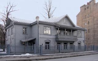 Музей петербургского авангарда. Фото: MaryannaNesina (Wikimedia Commons)