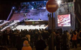 Stairs & Rails —  соревнования по сноуборду