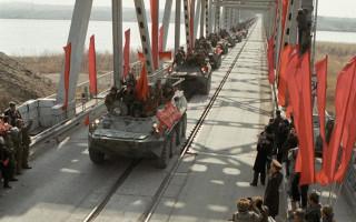 Мероприятия в Петербурге к 30-й годовщине вывода советских войск из Афганистана