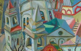 """Выставка """"Две столицы — ПЕТЕРБУРГ и МОСКВА — Музеи под открытым небом"""""""