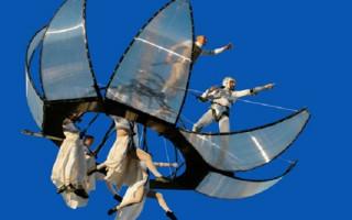 """IX Международный фестиваль уличных театров """"Елагин парк"""" — под открытым небом"""