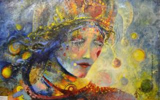 """Персональная выставка современного живописца Тины Водорослевой — """"Подиум души"""""""