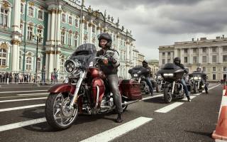 Главный мотофестиваль России: St.Petersburg Harley®Days 2019 — в центре Санкт-Петербурга