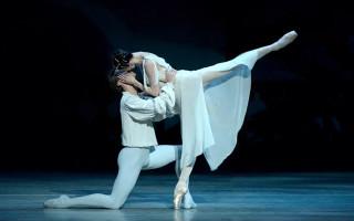 """Знаменитый балет """"Ромео и Джульетта"""" — на сцене Мариинского театра в Петербурге"""