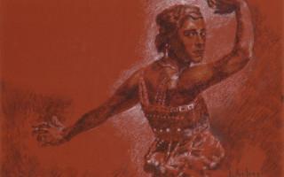 """Выставка петербургской художницы Ирины Avetangi — """"Философия метафор'"""""""