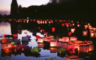 Фестиваль водных фонариков — с насыщенной программой и загадыванием желаний (0+)