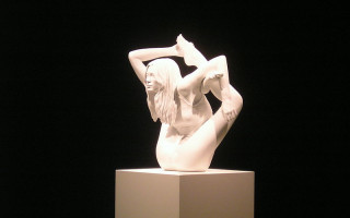 Sphinx, photo taken at the exhibition Marc Quinn Recent Sculpture at the Groninger Museum McSmit at Dutch Wikipedia