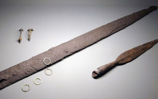 Железный век. Фото: Sandstein Wikimedia Commons