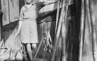 Сесил Битон в Китае во время Второй Мировой войны. Автор: Сесил Битон