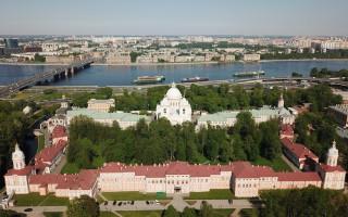 Александро-Невская Лавра. Фото: anevsky800.ru