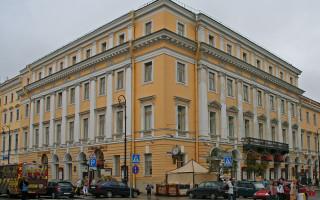Петербургская филармония https://ru.wikipedia.org/wiki/