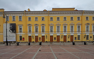 Михайловский театр https://ru.wikipedia.org/wiki/