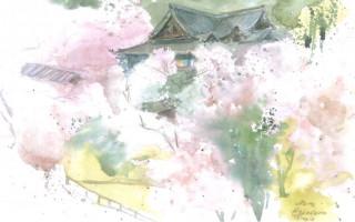 Выставка «Затерянные в Горах Цветущей Вишни»
