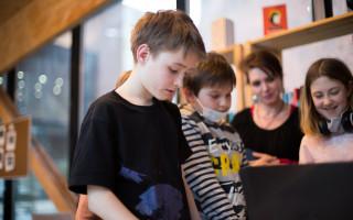 Лекции в Библиотеке Планетарий 1. Фото: vk.com/planetalib