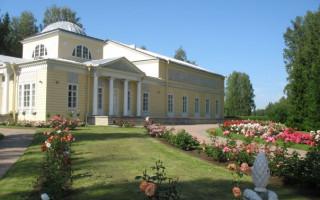 Розовый павильон, Павловский парк.Автор фото: Miteka (Wikimedia Commons)