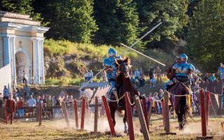 Рыцарские сезоны http://doblestvekov.ru/events/rytsarskie-sezony-v-vyborge/