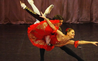 """""""Шедевры мирового балета"""" в Санкт-Петербурге"""