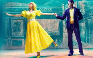 Мюзикл «Дорогой мистер Смит» в театре «Приют комедианта»