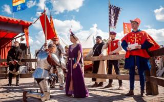 Фестиваль «Рыцарские сезоны в Выборге»