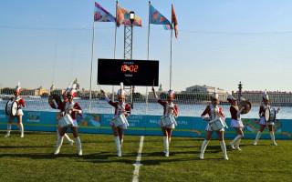Парк футбола ЕВРО 2020. Фото: gov.spb.ru