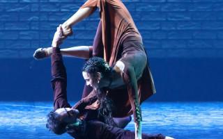 Фото: Евгения Матвеева, предоставлено пресс-службой Театра балета Б. Эйфмана