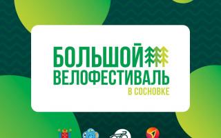 Большой велофестиваль в Сосновке. Фото: https://vk.com/velodrive_velofest