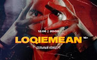 LOQIEMEAN — КОНЦЕРТ