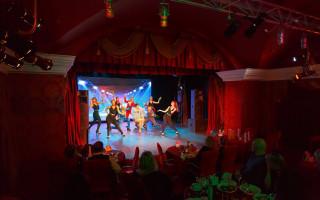 Театр на Коломенской. Фото: bileter.ru