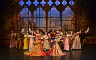 Балет «Ромео и Джульетта» Санкт-Петербургского Театра Балета имени П. И. Чайковского