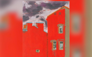 Выставка работ пациентов психиатрической больницы им. П. П. Кащенко «Сингулярность»