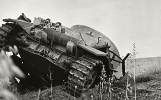 Лекция «Курская дуга – поворотный пункт Второй мировой войны»