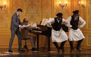 Нашумевшая мультижанровая премьера прошлого сезона в Мариинском театре
