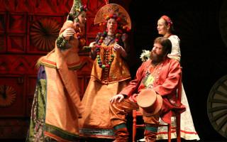 Спектакль «Аленький цветочек» в Театре им. Акимова